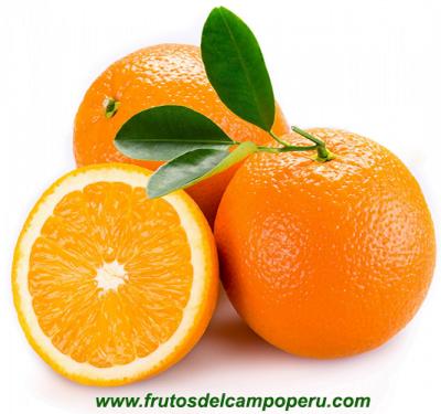 Naranja sin pepa 1 kg.