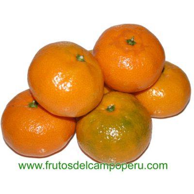 Mandarina con Pepa 1 kg