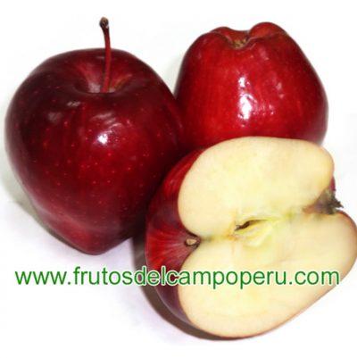 Manzana roja Kg